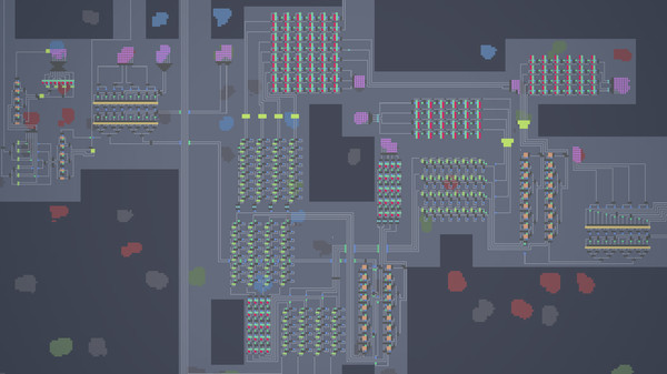 Скриншот №3 к shapez.io