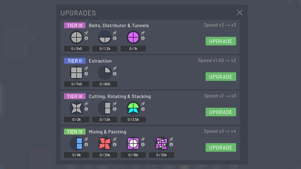Скриншот №10 к shapez.io