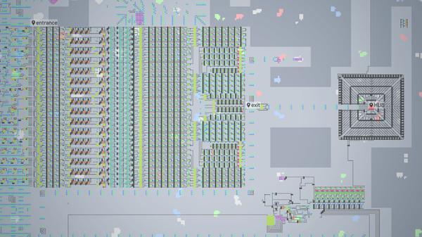 Скриншот №4 к shapez.io