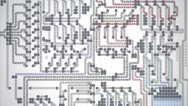 Скриншот №14 к shapez.io