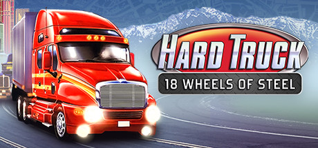 18 Wheels of Steel: Hard Truck Cover Image