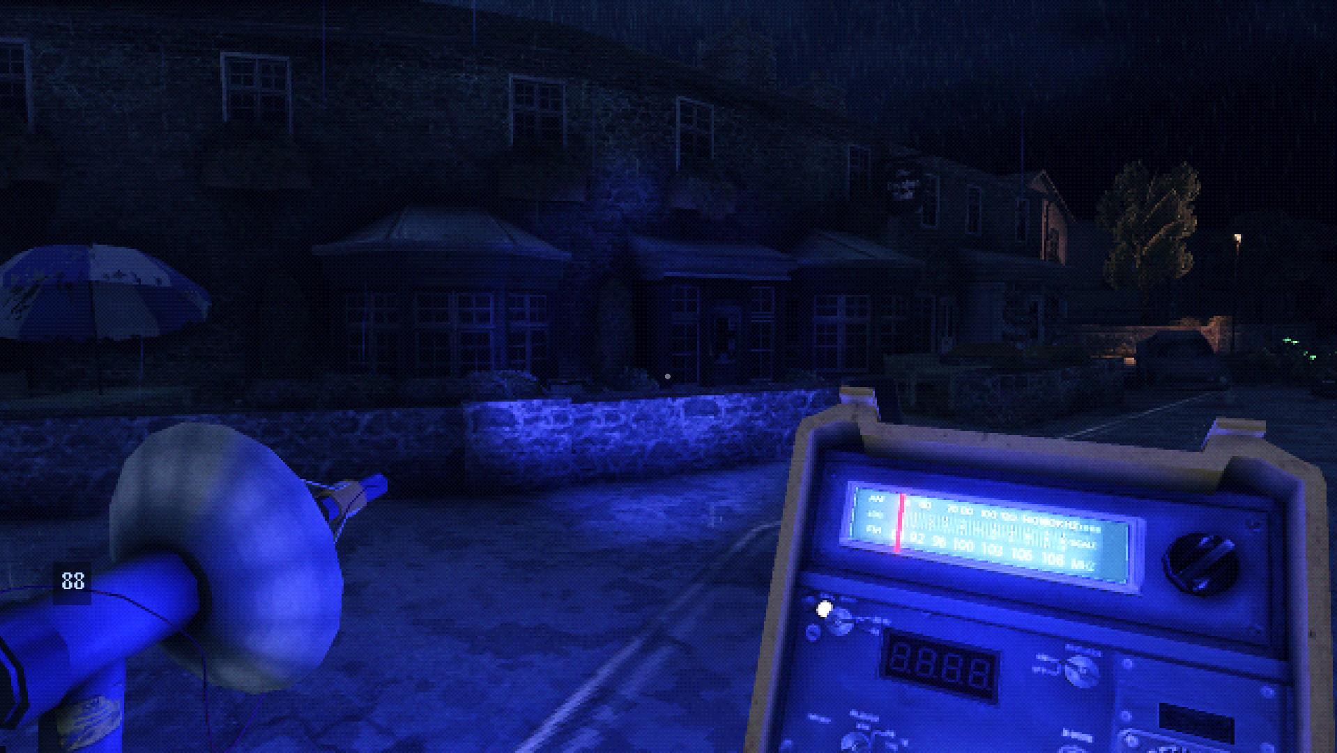 PS1风格恐怖游戏《追逐电波》10月14日登陆Steam