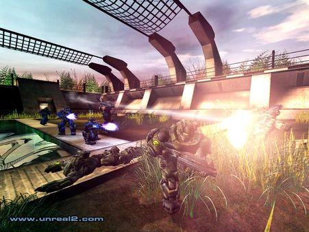 Unreal 2: The Awakening скриншот