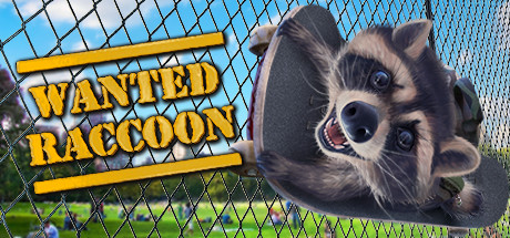 Wanted Raccoon Cover Image
