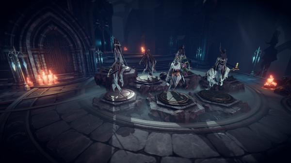 Скриншот №1 к Warhammer Underworlds Online - Warband Thorns of the Briar Queen