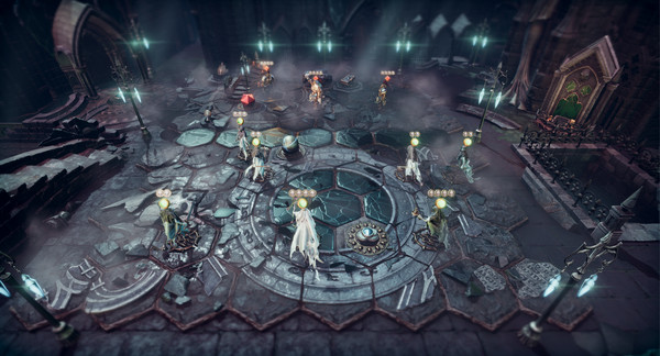 Скриншот №2 к Warhammer Underworlds Online - Warband Thorns of the Briar Queen