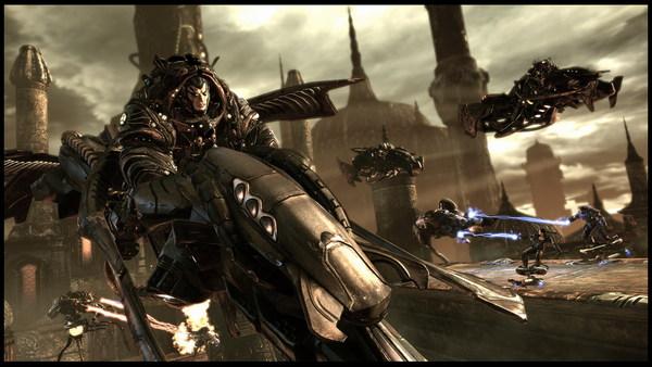 Скриншот №5 к Unreal Tournament 3 Black