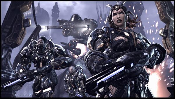 Скриншот №6 к Unreal Tournament 3 Black