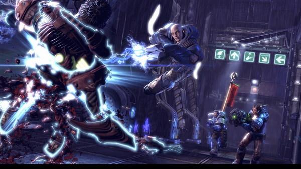Скриншот №8 к Unreal Tournament 3 Black