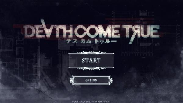 Скриншот №10 к Death Come True