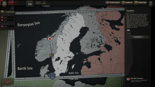 Скриншот №4 к Unity of Command II - Blitzkrieg