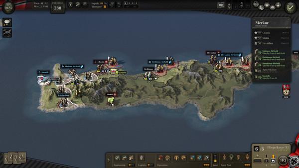Скриншот №5 к Unity of Command II - Blitzkrieg