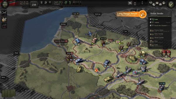 Скриншот №7 к Unity of Command II - Blitzkrieg