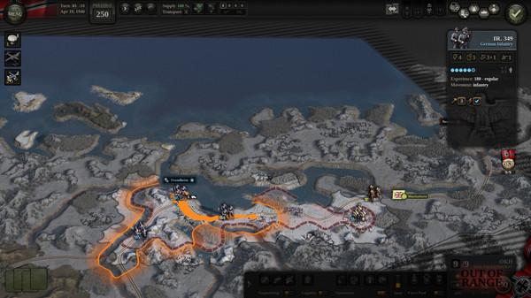 Скриншот №6 к Unity of Command II - Blitzkrieg