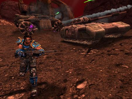 скриншот Unreal Tournament 2004: Editor's Choice Edition 3