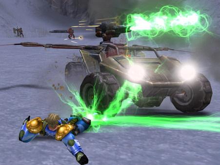 Скриншот №8 к Unreal Tournament 2004 Editors Choice Edition