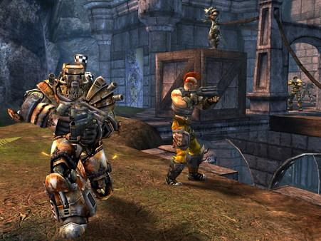 Скриншот №10 к Unreal Tournament 2004 Editors Choice Edition