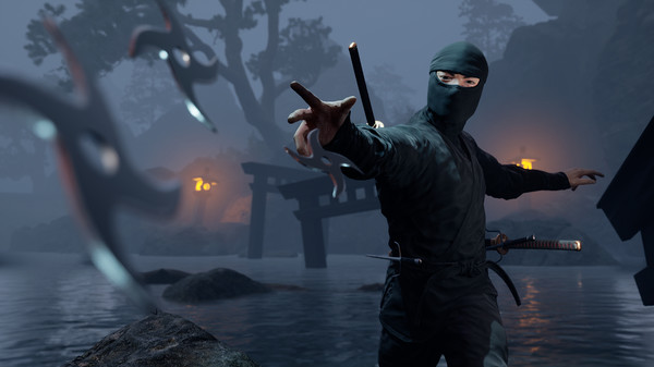 Скриншот №5 к Ninja Simulator