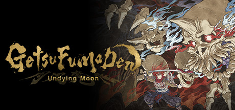 GetsuFumaDen: Undying Moon Cover Image