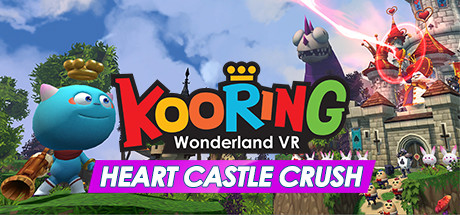 Kooring VR Wonderland : Heart Castle Crush