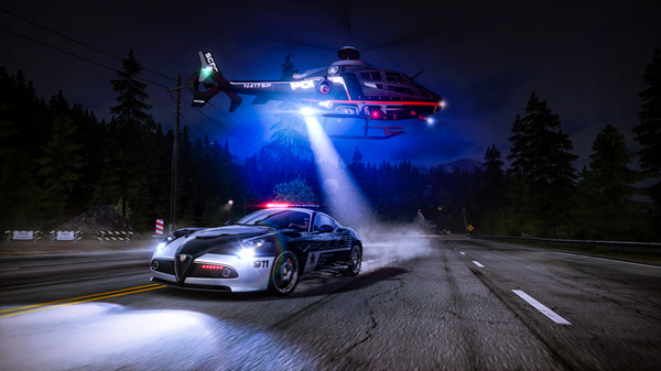 скриншот Need for Speed Hot Pursuit Remastered 3