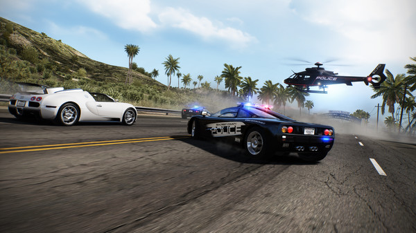 скриншот Need for Speed Hot Pursuit Remastered 1