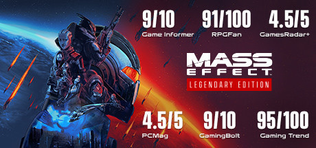Mass Effect Legendary Edition ОФФЛАЙН ПК ORIGIN