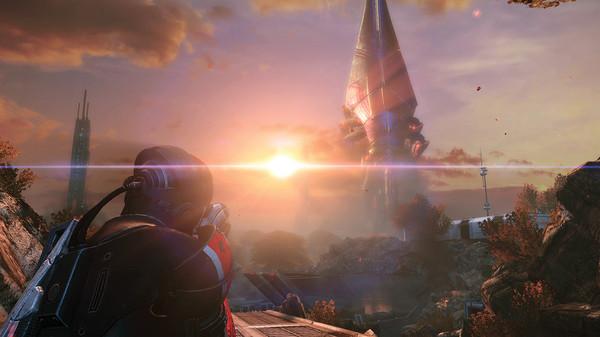 Скриншот №2 к Mass Effect™ издание Legendary