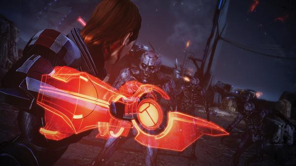 Скриншот №3 к Mass Effect™ издание Legendary