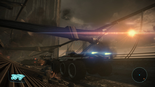 Скриншот №5 к Mass Effect™ издание Legendary