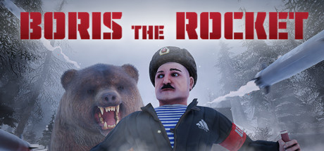 BORIS THE ROCKET Cover Image