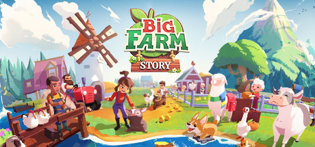 Big Farm Story Cover Image