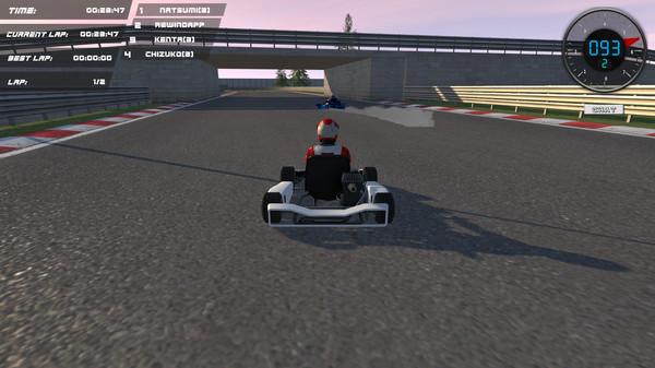 Karting screenshot