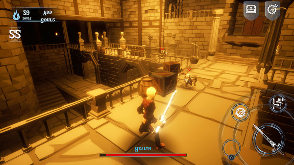 Captains & Dungeons screenshot