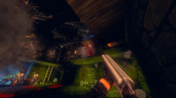 Скриншот №2 к Dread Templar