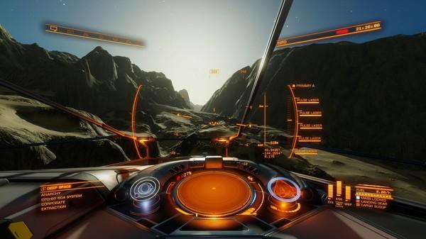 Скриншот №3 к Elite Dangerous Odyssey