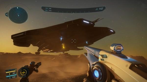 Скриншот №4 к Elite Dangerous Odyssey