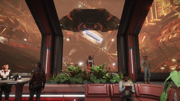 Скриншот №1 к Elite Dangerous Odyssey