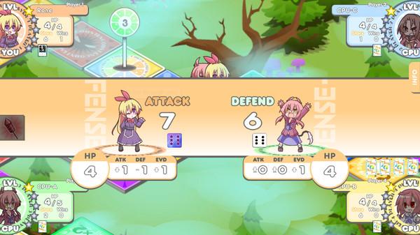 Скриншот №1 к 100 Orange Juice - Alicianrone  Teotoratta Character Pack
