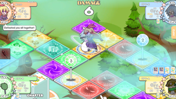 Скриншот №3 к 100 Orange Juice - Alicianrone  Teotoratta Character Pack