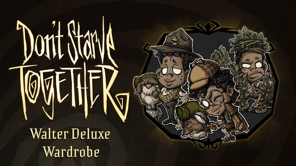 Скриншот №1 к Dont Starve Together Walter Deluxe Wardrobe
