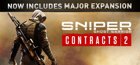 Sniper Ghost Warrior Contracts 2 Cover Image