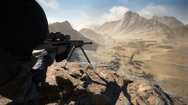 Скриншот №1 к Sniper Ghost Warrior Contracts 2