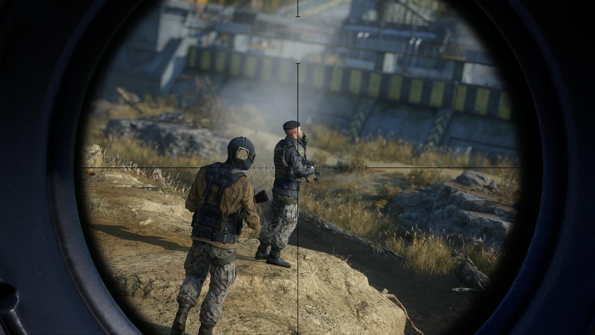 Sniper Ghost Warrior Contracts 2 confirma fecha de lanzamiento