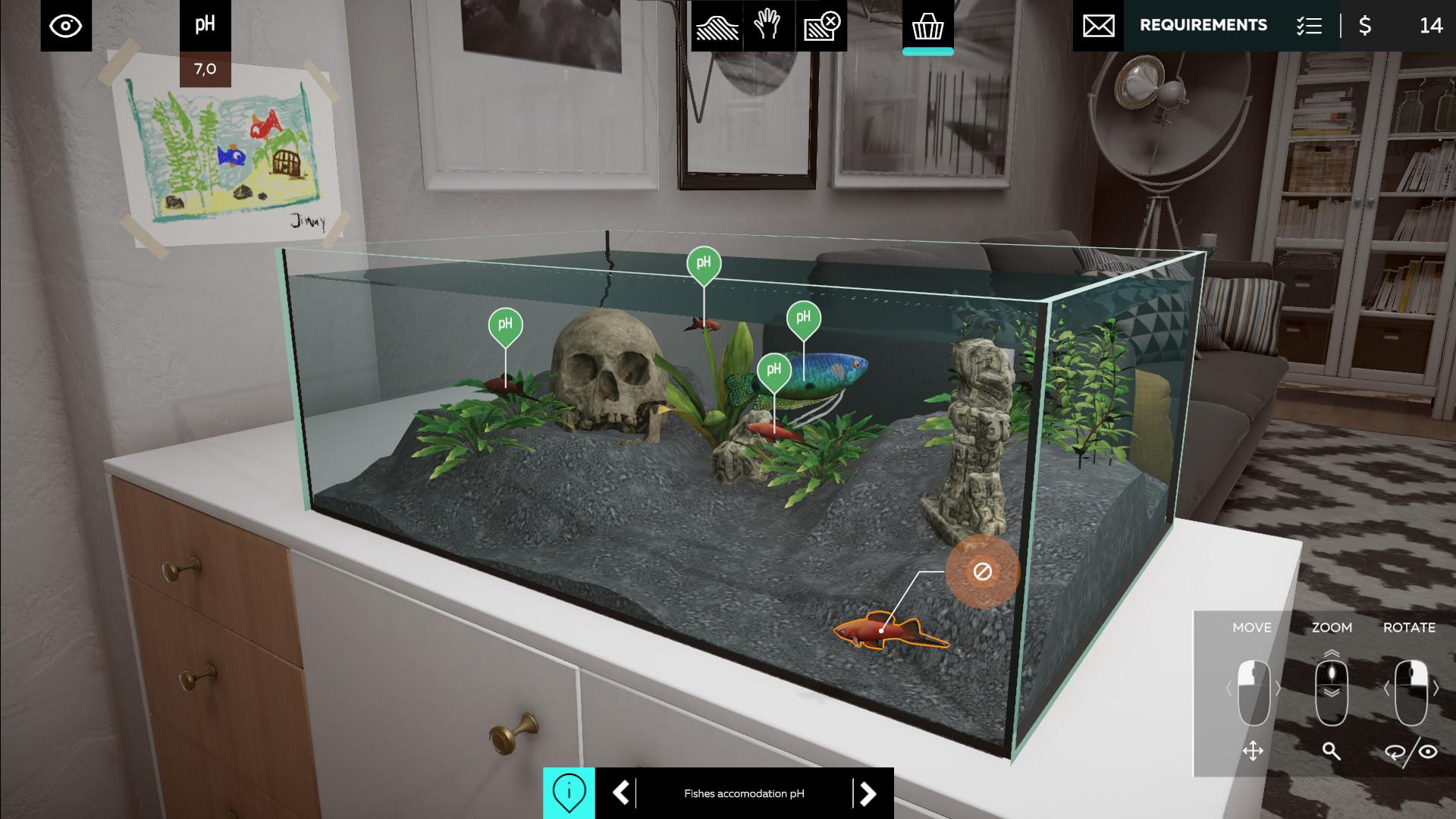 轻松模拟游戏《水族箱设计师》将于10月21日发售插图15