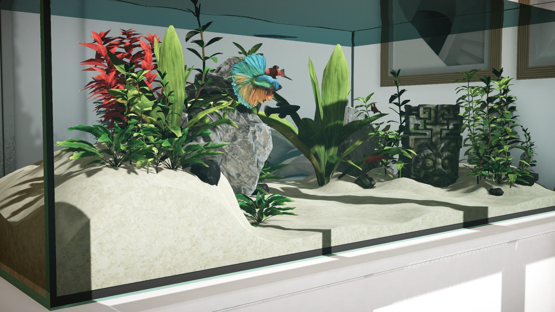 轻松模拟游戏《水族箱设计师》将于10月21日发售插图7