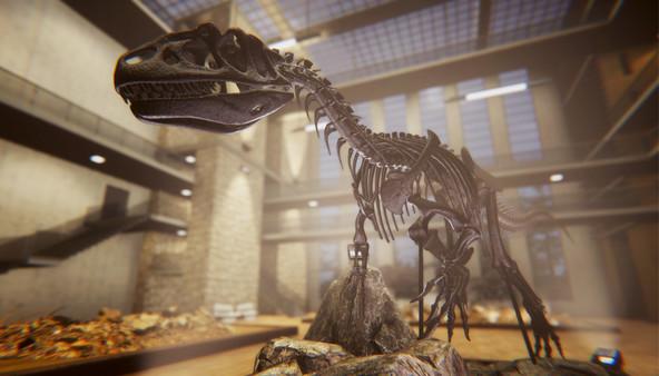 Screenshot of Dinosaur Fossil Hunter: Prologue