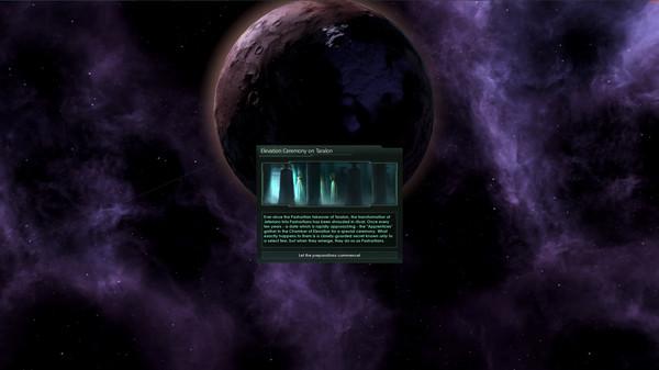 Скриншот №5 к Stellaris Necroids Species Pack