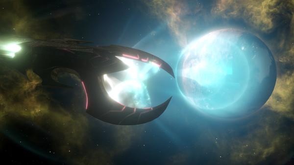 Скриншот №4 к Stellaris Necroids Species Pack