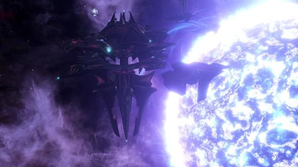 Скриншот №2 к Stellaris Necroids Species Pack